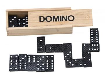 Lauamäng Woody Mini Classic Domino 28pcs 90687, EN/EE/LV/LT/RUS