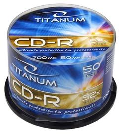 Titanum CD-R 700MB/80min 52x 50pcs