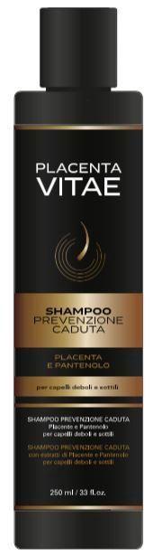 Placenta Vitae Hair Fall Prevention Shampoo 250ml