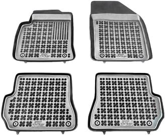 REZAW-PLAST Ford Fusion I 11/2005 Facelifting Rubber Floor Mats