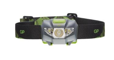 GP Batteries GPACTCH32000 Head Torchlight Black