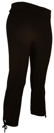 Bars Womens Trousers Black 70 XL