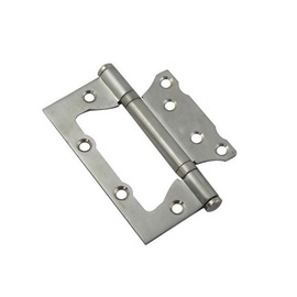 SN Door Hinge 100x63x2mm Nickel