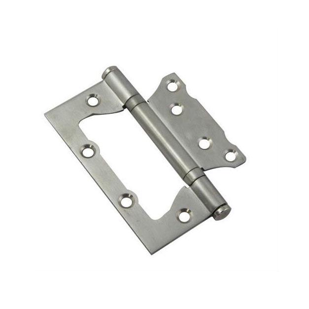 SN Door Hinge 100x63x2mm Nickel