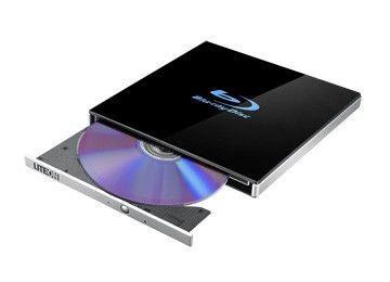 Lite-On EB1 UHD Blu-Ray/DVD Player And Writer Black