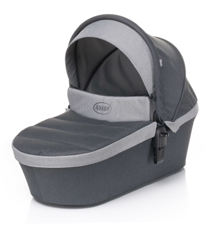 4Baby Cosmo 2 in 1 Dark Gray