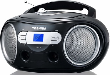 Toshiba TY-CRS9 CD Boombox Black