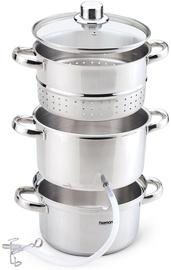 Fissman Steamer Stock Pot With Lid