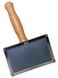 Record Brush 11.5x9cm