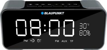 Беспроводной динамик Blaupunkt BT16CLOCK Black, 7 Вт