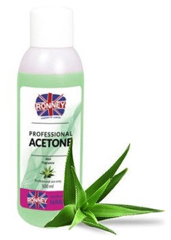 Ronney Acetone With Aloe Fragrance 100ml