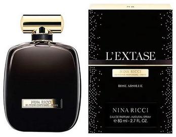 Nina Ricci L'Extase Rose Absolue 80ml EDP