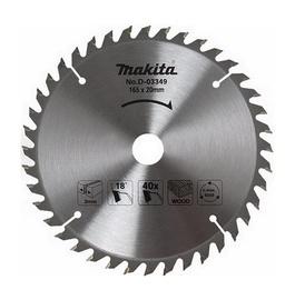 Saeketas Makita 165x20x2mm 40T TCT Standard