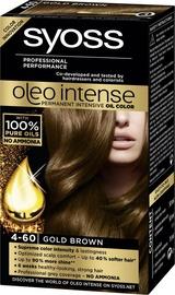 Juuksevärv Syoss Oleo Intense Permanent Oil Color 4 60 Gold Brown