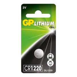 LIITIUM NUPPU RAKU GP CR1220 3V