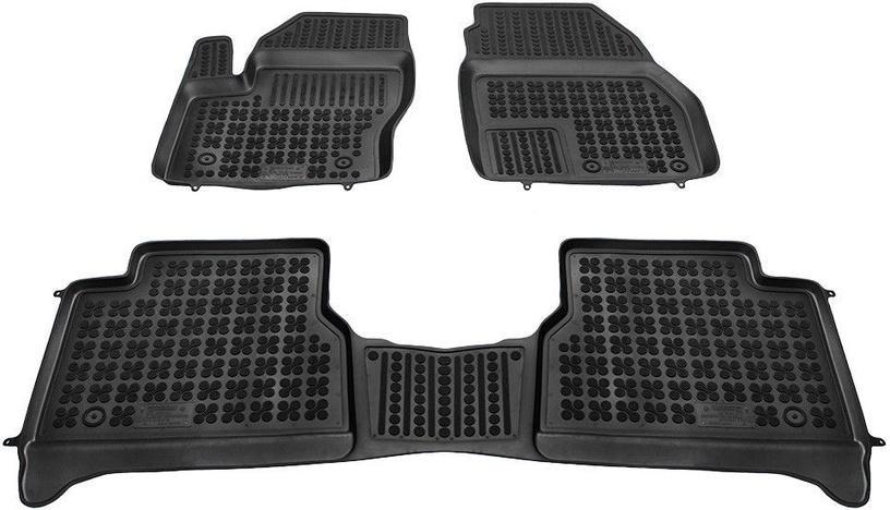 REZAW-PLAST Ford Transit Connect II 2013 Rubber Floor Mats