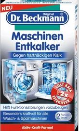 Dr.Beckmann Washing Machine And Dishwasher Detergent 2x50g