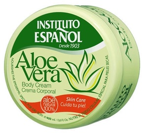 Instituto Español Aloe Vera Body Cream 400ml