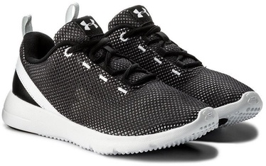 Under Armour Womens Squad 2 3020149-001 Black/White 38.5