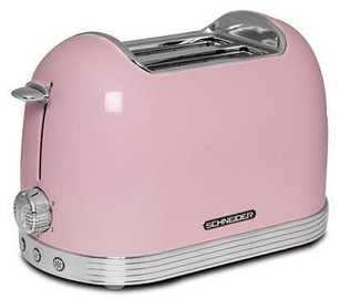 Schneider SCTO2PK Toaster Pink