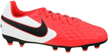 Nike Tiempo Legend 8 Club FG / MG JR AT5881 606 Red 36