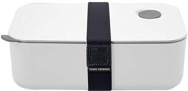 Yoko Design Lunch Box 1L White