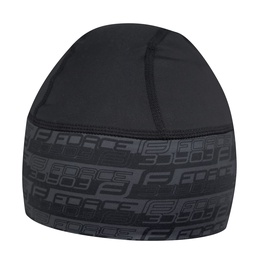 Force Warm Lycra Hat Black F903111