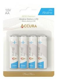 Accura AA Premium Alkaline 4x