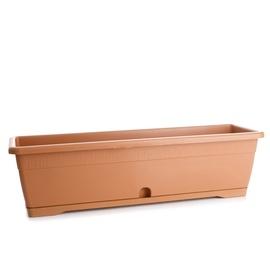 Rõdukast alusega Versilia 60cm pruun