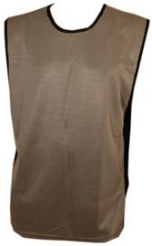 Bars Basketball Shirt Grey 183 L
