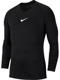 Nike Men's Shirt M Dry Park First Layer JSY LS AV2609 010 Black XL
