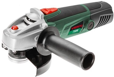 Verto 51G075 Angle Grinder 750W