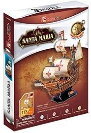 Cubicfun Santa Maria 3D