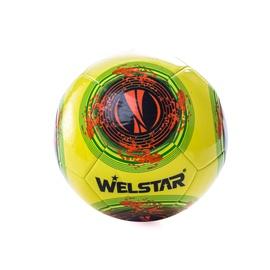Welstar Smpvc4100B Football Ball Size 5