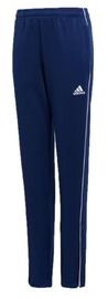 Adidas Core 18 Jr Training Pants CV3994 Dark Blue 152cm