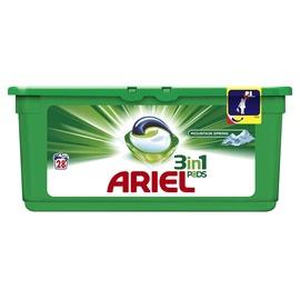 Капсулы для стирки Ariel Mountain Spring 3 in 1, 28 шт.