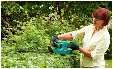 Bosch EasyHedgeCut 12-35 12V Cordless Hedge Trimmer