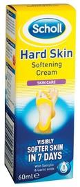 Крем для ног Scholl Hard Skin Softening Cream, 60 мл