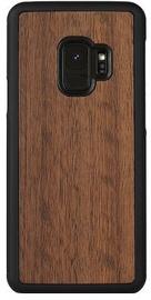 Man&Wood Koala Back Case For Samsung Galaxy S9 Black/Brown