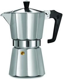 Pezzetti Italexpress Espresso Coffee Maker Aluminium 6 Cups
