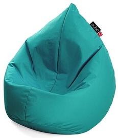 Кресло-мешок Qubo Drizzle Drop Fit Dark Aqua Pop
