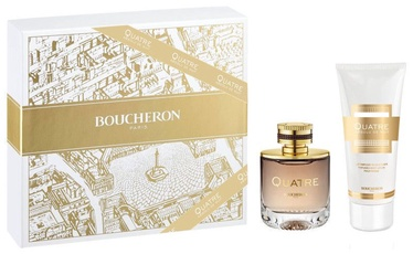 Boucheron Quatre Absolu De Nuit 50ml EDP + 100ml Body Lotion