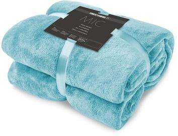 Одеяло DecoKing Mic Turquoise, 240x220 см