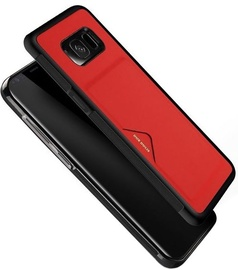 Dux Ducis Pocard Series Premium Back Case For Samsung Galaxy S8 Red