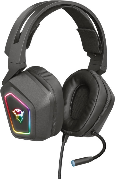 Trust GXT 450 Blizz RGB 7.1 Surround Over-Ear Gaming Headset