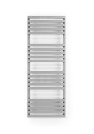 Terma Quadrus Slim Towel Dryer Silver 450X1185mm