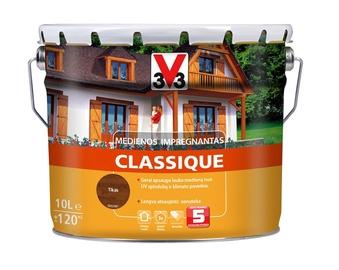 Puidukaitse Classique, 10 L, tiikpuu
