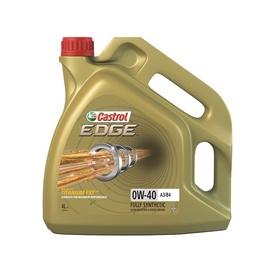CASTROL EDGE TIT  FST 0W-40A3/B4 4L