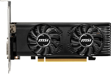 MSI GeForce GTX 1650 LP OC 4GB GDDR5 PCIE GTX16504GTLPOC