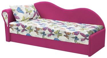 Диван-кровать Idzczak Meble Wenus Left Pink, 214 x 75 x 85 см